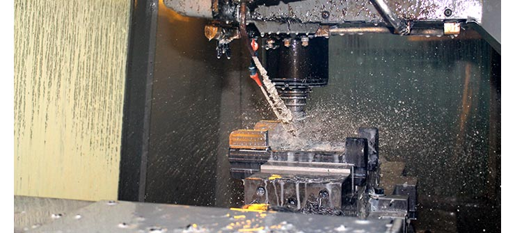 Machining for the Electronics Industry