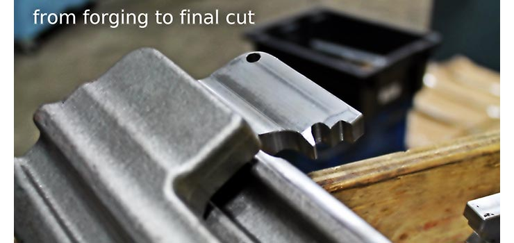 From Forging to Final Cut